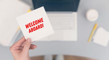 New employee onboarding post COVID - RMI